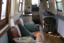 Narrow Boats / Tiny living / ...