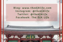 The DJK Life Blog Posts / Travel blogs written by full time professionals and part time travel couple