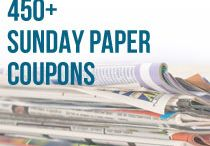 coupons / by Shelly Broeker