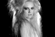 Key images for Hair ideas / Images for Gothic Horror, using the words- Passionate, cold and eccentric.