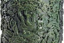 china jade, gemstone, carved