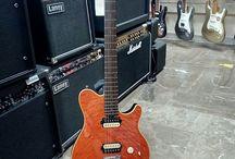 Di Salvatore MusicMan guitar