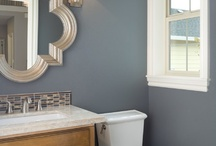 Bathroom Colors / by Emily White