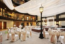 The Fountain Room / Event Decor at The Fountain Room! We Love our Venues!