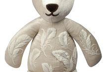 Nuage Collection / Taunina Bears in our Nuage Collection