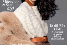 Kendall Jenner for Vogue Turkey