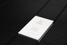 Business cards / by Sand Marcote