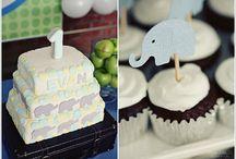 Erin's first birthday ideas / by Katie Mcloughlin
