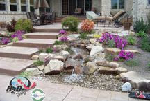 Landscaping Around Your Water Features