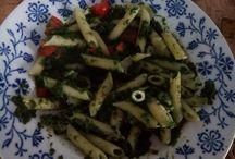 My healthy food