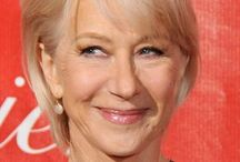 Helen Mirren's beauty evolution