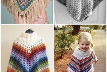Poncho patterns