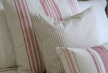 Cushions pillows and throws
