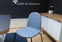 Icons of Denmark Showroom / 1-2 St Johns Path, Clerkenwell, EC1M 4DD