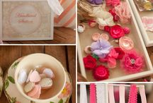 Andrea's Baby Shower! / Sip and See Baby Shower / by Nicole Schroeder