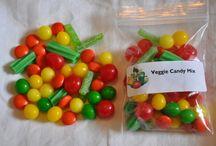 Veggietales / Veggietales birthday party ideas & cakes