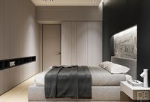 Bed room / IDM GROUP style in bed room