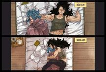 Levi and Gajeel
