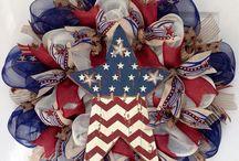 Patriotic Decorations and Ideas
