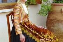 Greek tradition / Παραδοσιακές ενδυμασίες από την Ελλάδα. Traditional folk costumes , all over the Greece.