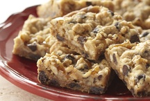 Recipes - cookies and bars