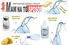 Domowe sposoby / Jesteś w kropce? www.mamnatosposob.pl