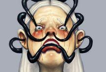 OCTOPUS <3 ART / OCTOPUS ART