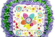 Flower/garden party