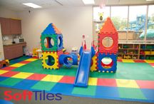 Day Care/Child Care / SoftTiles are perfect for Day Care/Child care facilities. Use SoftTiles Interlocking Foam Mats to create cushioned playrooms for kids. SoftTiles.com