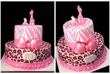 """Cakes """"baby"""" / by Sally Daniels"""