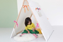 TEEPEES + TENTS / by fawn&forest