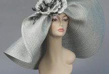 hats / by Leonie Lewis