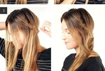 Hairstyles / All types of cute hairstyles