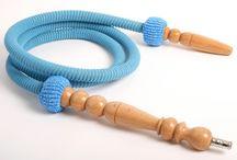 Shisha Hoses / Check The Shisha Shop's hose collection.