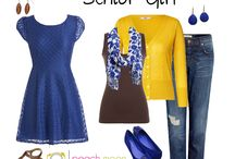 {Styling Inspiration} for Seniors
