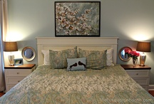Bedroom ideas / Anything I can make or place in the bedroom  / by Michelle Hackney