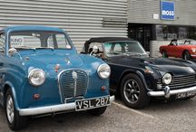 Moss Car Park Classics / Here are a selection of Classic cars that have graced our car park over the years.
