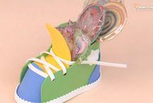zapato para chuches