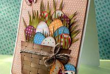 Påskkort Easter cards