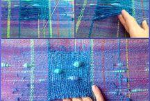 Weaving details