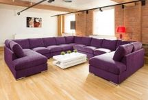 Massive Sofas / Huge sofas with optional extra centre sections available to extend any design. All available in over 80 fabrics