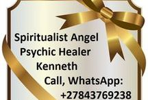 Divine Guidance with Psychic Medium Kenneth, Call / WhatsApp: +27843769238