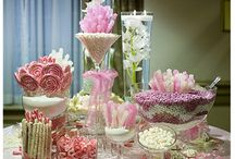 EVENT PLANNING - candy buffets / by Shannon Winters