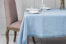 Inspiration: Easter Styling / Easter is a time for celebration, and a time to gather with friends and family. Combine our serene blue table accessories with bold metallics and get together this weekend.