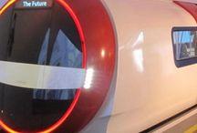 Future London Underground train