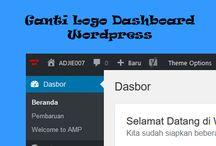 Ganti Logo Dasahboard Wordpress