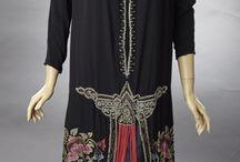 Costume 1920s / 1920's . Costume . Fashion . Era . Period  Drama .