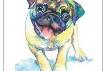 Maľovanie zvierat