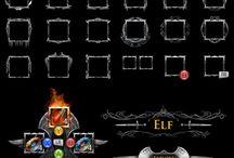 RPG UI