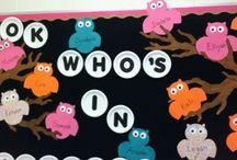 Teacher- Bulletin Boards